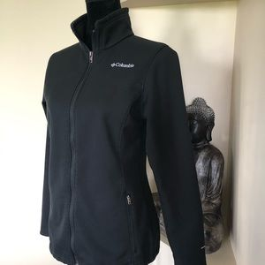 Columbia lightweight zipper jacket